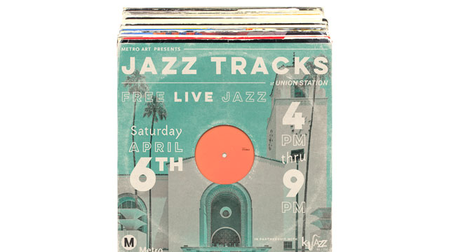 Jazz Tracks at Union Station